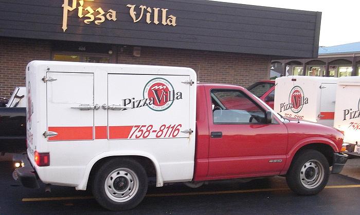 Delivery | Pizza Villa